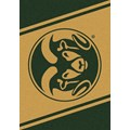 Milliken College Team Spirit (NCAA) Colorado State 74232 Spirit Rectangle (4000019214) 5