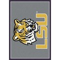 Milliken College Team Spirit (NCAA) LSU 45280 Spirit Rectangle (4000019292) 7