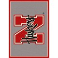 Milliken College Team Spirit (NCAA) Nebraska 74239 Spirit Rectangle (4000019219) 5