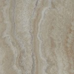Tarkett Transcend Collection: Cascade Travertine Cafe Luxury Vinyl Tile TR-CT4291