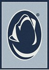 Milliken College Team Spirit (NCAA) Penn State 74362 Spirit Rectangle (4000019339) 7'8