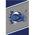 Milliken College Team Spirit (NCAA-SPT) Columbia 00410 Spirit Rectangle (4000054462) 7