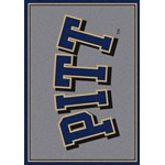 "Milliken College Team Spirit (NCAA-SPT) Pittsburgh 00394 Spirit Rectangle (4000054379) 5'4"" x 7'8"" Area Rug"