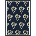 Milliken NFL Team Repeat (NFL-R) St. Louis Rams 09086 Repeat Rectangle (4000054765) 5