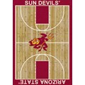 Milliken College Home Court (NCAA) Arizona State 01014 Court Rectangle (4000018450) 7