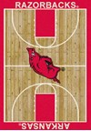 Milliken College Home Court (NCAA) Arkansas 01020 Court Rectangle (4000018366) 5'4