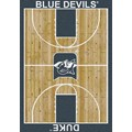 Milliken College Home Court (NCAA) Duke 01512 Court Rectangle (4000018359) 3