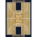 Milliken College Home Court (NCAA) Michigan 01160 Court Rectangle (4000018308) 3