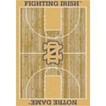 Milliken College Home Court (NCAA) Notre Dame 01260 Court Rectangle (4000018405) 5