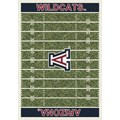Milliken College Home Field (NCAA) Arizona 01012 Home Field Rectangle (4000018679) 10
