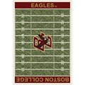 Milliken College Home Field (NCAA) Boston College 01043 Home Field Rectangle (4000018683) 10