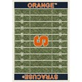 Milliken College Home Field (NCAA) Syracuse 01396 Home Field Rectangle (4000018729) 10