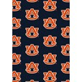 Milliken College Repeating (NCAA) Auburn 01030 Repeat Rectangle (4000018826) 5