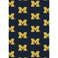 Milliken College Repeating (NCAA) Michigan 01160 Repeat Rectangle (4000018851) 5