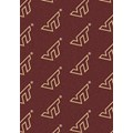 Milliken College Repeating (NCAA) Virginia Tech 01460 Repeat Rectangle (4000018953) 7