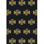 "Milliken College Repeating (NCAA-RPT) Idaho 01108 Repeat Rectangle (4000101856) 3'10"" x 5'4"" Area Rug"