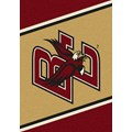 Milliken College Team Spirit (NCAA) Boston College 68882 Spirit Rectangle (4000019309) 7