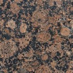 "MS International Granite: Baltic Brown 12"" x 12"" Granite Tile TBALBRN1212"
