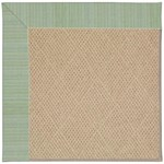 Capel Rugs Creative Concepts Cane Wicker - Vierra Spa (217) Octagon 4' x 4' Area Rug