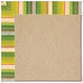 Capel Rugs Creative Concepts Cane Wicker - Kalani Fresco (239) Octagon 8