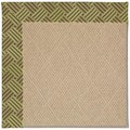 Capel Rugs Creative Concepts Cane Wicker - Dream Weaver Marsh (211) Octagon 10