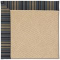Capel Rugs Creative Concepts Cane Wicker - Vera Cruz Ocean (445) Octagon 10