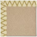 Capel Rugs Creative Concepts Cane Wicker - Bamboo Rattan (706) Runner 2
