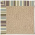Capel Rugs Creative Concepts Cane Wicker - Brannon Whisper (422) Rectangle 8