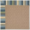Capel Rugs Creative Concepts Grassy Mountain - Kalani Ocean (417) Octagon 4