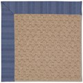 Capel Rugs Creative Concepts Grassy Mountain - Vierra Navy (455) Octagon 4