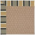 Capel Rugs Creative Concepts Grassy Mountain - Long Hill Ebony (340) Octagon 8