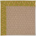 Capel Rugs Creative Concepts Grassy Mountain - Bamboo Tea Leaf (236) Octagon 10