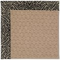 Capel Rugs Creative Concepts Grassy Mountain - Wild Thing Onyx (396) Octagon 10