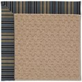 Capel Rugs Creative Concepts Grassy Mountain - Vera Cruz Ocean (445) Octagon 10