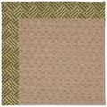 Capel Rugs Creative Concepts Grassy Mountain - Dream Weaver Marsh (211) Octagon 12