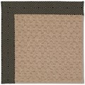 Capel Rugs Creative Concepts Grassy Mountain - Fortune Lava (394) Octagon 12