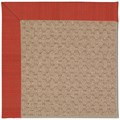 Capel Rugs Creative Concepts Grassy Mountain - Vierra Cherry (560) Octagon 12