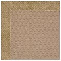 Capel Rugs Creative Concepts Grassy Mountain - Tampico Rattan (716) Octagon 12
