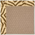 Capel Rugs Creative Concepts Grassy Mountain - Couture King Chestnut (756) Runner 2