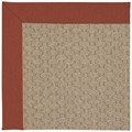 Capel Rugs Creative Concepts Grassy Mountain - Canvas Brick (850) Runner 2