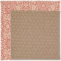 Capel Rugs Creative Concepts Grassy Mountain - Imogen Cherry (520) Rectangle 3