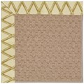 Capel Rugs Creative Concepts Grassy Mountain - Bamboo Rattan (706) Rectangle 3
