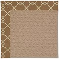 Capel Rugs Creative Concepts Grassy Mountain - Arden Chocolate (746) Rectangle 3