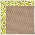 Capel Rugs Creative Concepts Grassy Mountain - Shoreham Kiwi (220) Rectangle 4