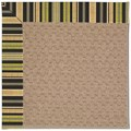 Capel Rugs Creative Concepts Grassy Mountain - Vera Cruz Coal (350) Rectangle 4
