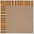 Capel Rugs Creative Concepts Grassy Mountain - Vera Cruz Samba (735) Rectangle 5