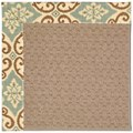 Capel Rugs Creative Concepts Grassy Mountain - Shoreham Spray (410) Rectangle 6