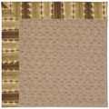 Capel Rugs Creative Concepts Grassy Mountain - Java Journey Chestnut (750) Rectangle 7