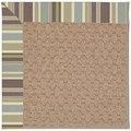 Capel Rugs Creative Concepts Grassy Mountain - Brannon Whisper (422) Rectangle 8