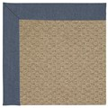 Capel Rugs Creative Concepts Raffia - Heritage Denim (447) Octagon 8